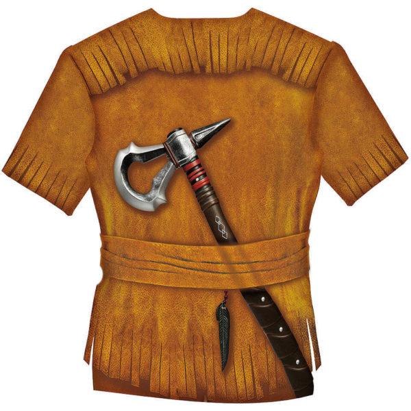 """Shirt Herren, Fun Shirt mit dem Motiv """"Indianer"""", Kostüm"""