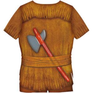 """shirt für Jungs, Fun Shirt mit dem Motiv """"Indianer"""", Kostüm"""
