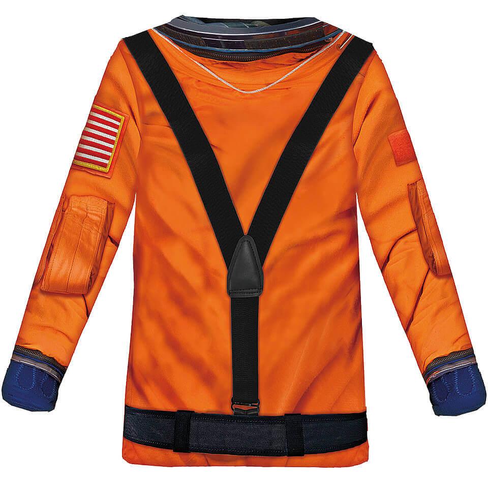 kinder shirt astronaut kids kost m shirt fun shirt. Black Bedroom Furniture Sets. Home Design Ideas