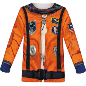 Kinder T-Shirt im Astronauten Design
