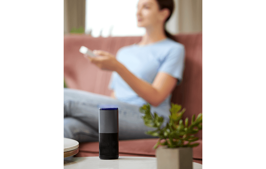 smart + care zu Hause