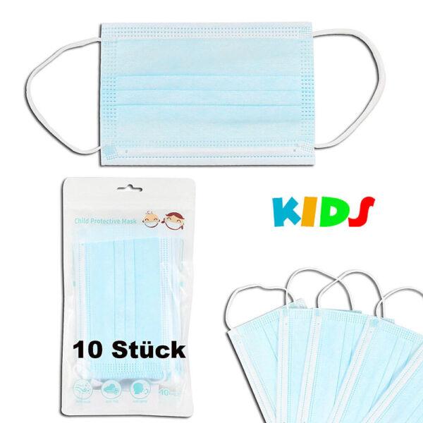 Schutzmasken für Kinder