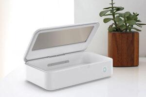 UV-LED Hygiene-Sterilisations-Box