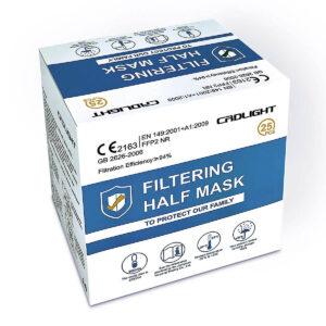FFP2 Filtermasken, 25er Pack Vorteils Angebot
